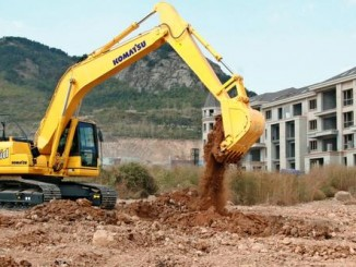 Komatsu expects demand for construction equipment to keep shrinking in China and other markets.