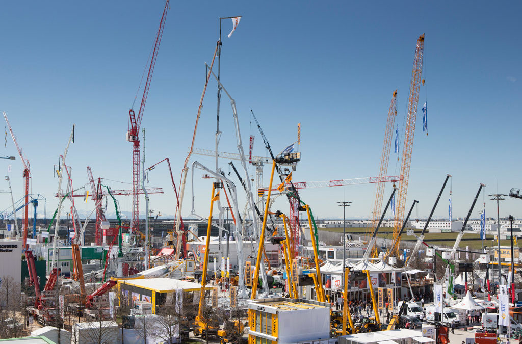 bauma 2016: Video Highlights from Day 2