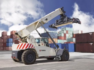 Slow container traffic growth hit demand for Terex's port equipment