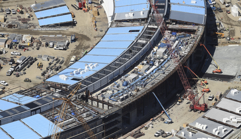 Apple Campus 2: The Must-See Drone Flyover