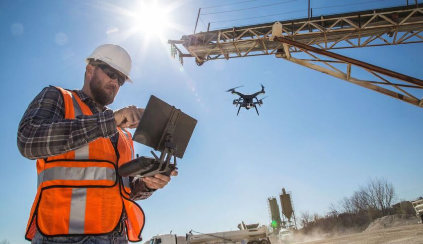 PwC projects drones to impact $49.5 Billion Infrastructure, Construction and Mining Industries.