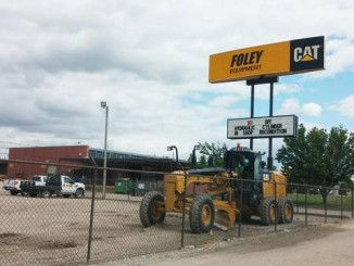 Foley Equipment to formally break ground Tuesday on a $19 million renovation and expansion