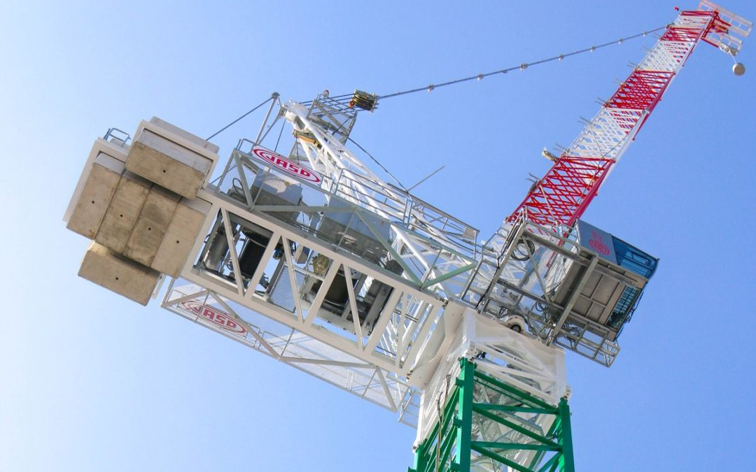 Spanish Tower Crane manufacturer JASO expands its crane range with four new models