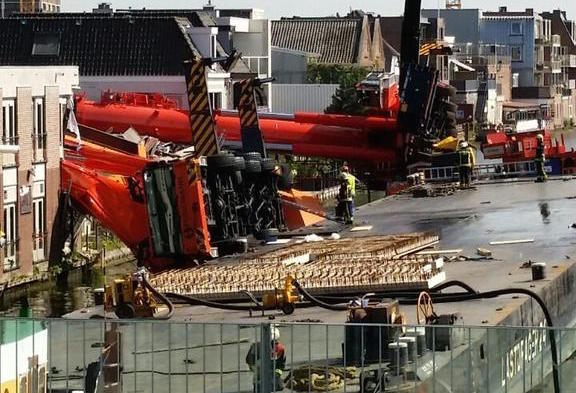 REPORT: SERIOUS LACK OF PREPARATION LED TO JULIANA BRIDGE CRANE COLLAPSE