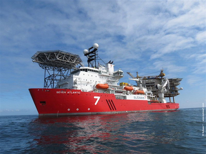 Offshore Contractor Subsea 7 to Cut 1,200 More Jobs