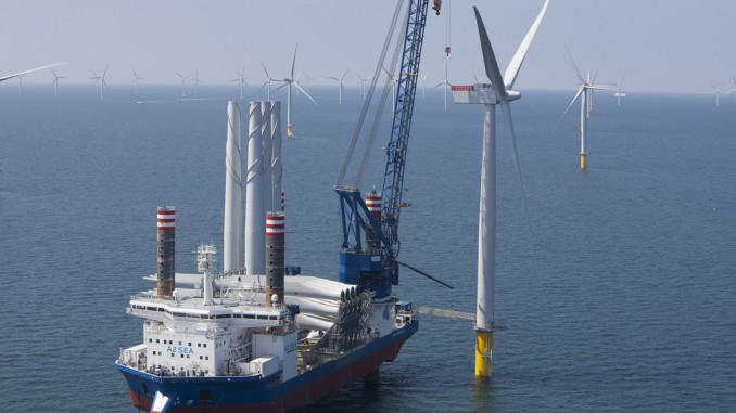 A2sea S Signs Contract To Deploy Offshore Installation
