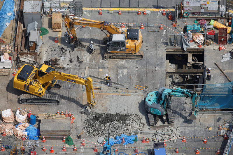 Worse-than-expected 11% drop in Japan machinery orders in April