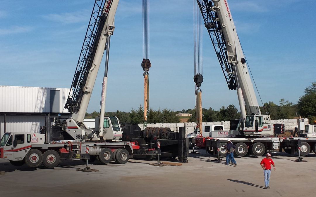 Watch a Promo Video for Patriot Crane & Rigging based in Omaha, Nebraska