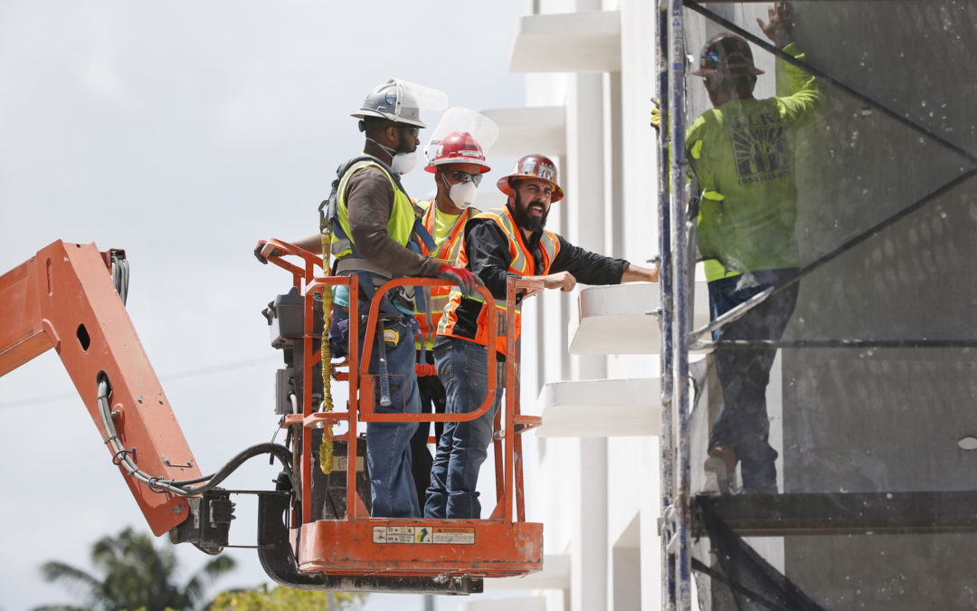 US construction spending fell again in May