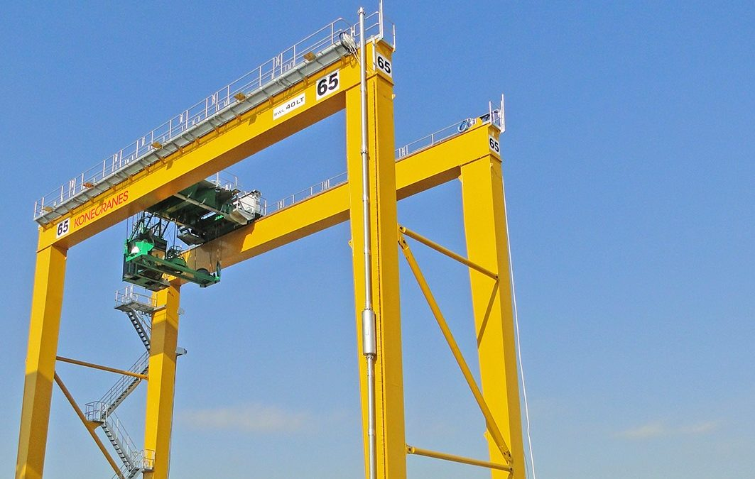 KONECRANES WILL DELIVER SIX MORE RUBBER TIRED GANTRY CRANES TO NOATUM CONTAINER TERMINAL VALENCIA IN SPAIN