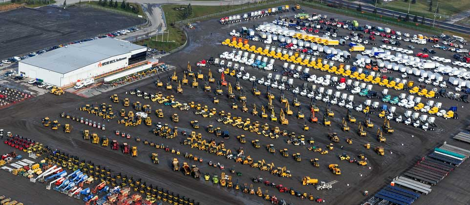 Ritchie Bros. preps for big summer auction in Toronto