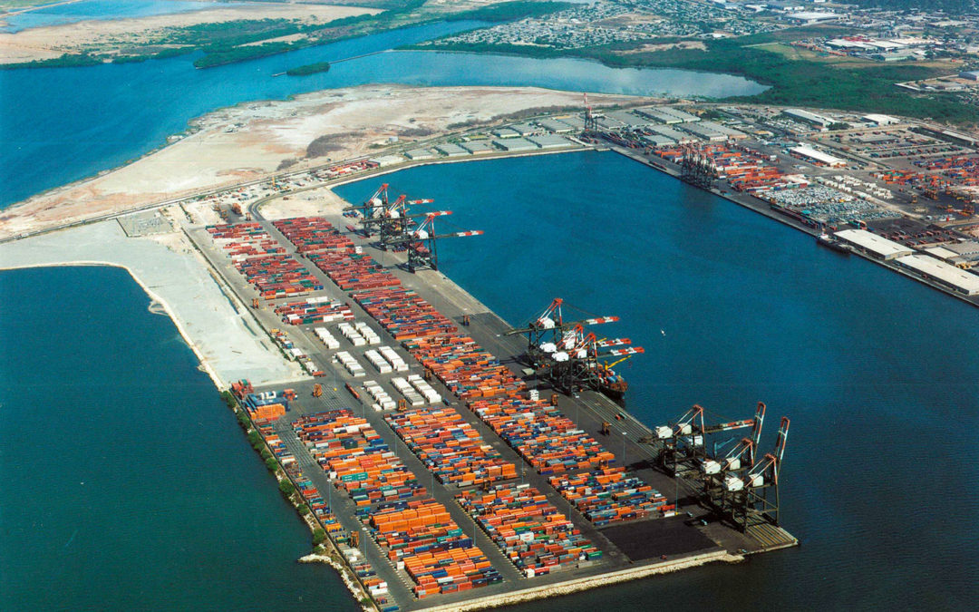 VINCI wins $147 million contract to extend the port of Kingston, Jamaica, for CMA CGM