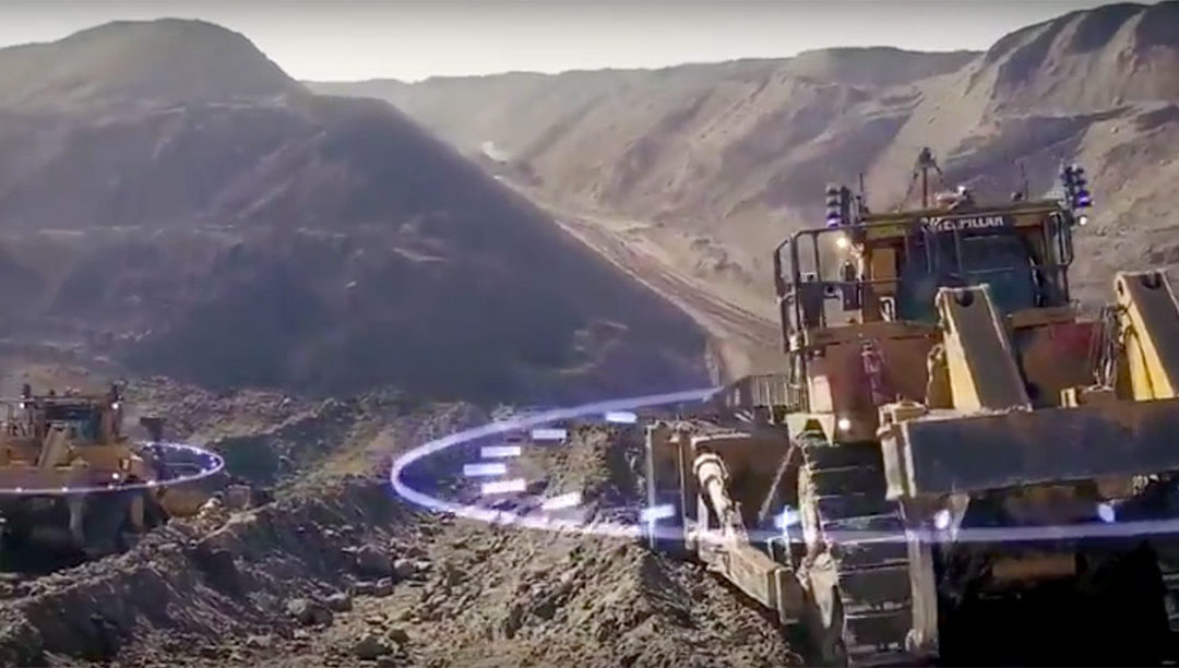 CATERPILLAR'S DIGITAL DNA: CUSTOMER CONNECTIONS