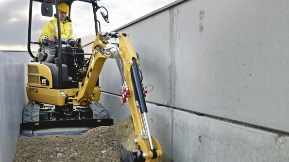 Caterpillar, Wacker Neuson Mini-Excavator Alliance to be Phased Out