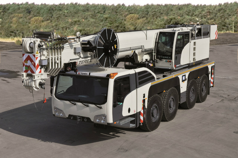 Terex Q2 Results Show 'Company in Transition' Garrison Says