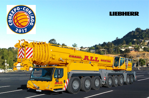 The ALL Family of Companies announced they have preordered several new Liebherr Mobile Cranes