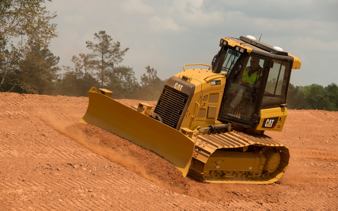 Cat Grade Control 3D for D3K2, D4K2, and D5K2 Dozers - CraneMarket Blog