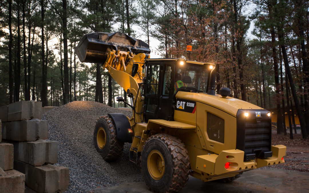 CAT upgrades M-Series Wheel Loaders with Performance Enhancing features