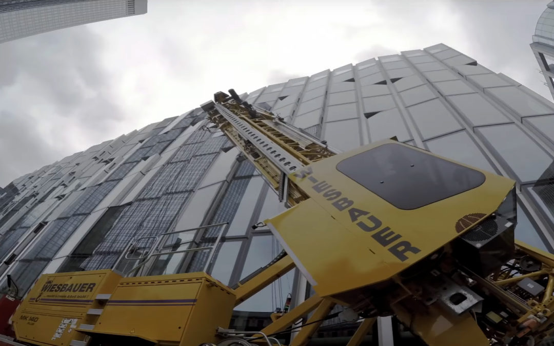 Official Liebherr video of a Wiesbauer owned MK 140 truck