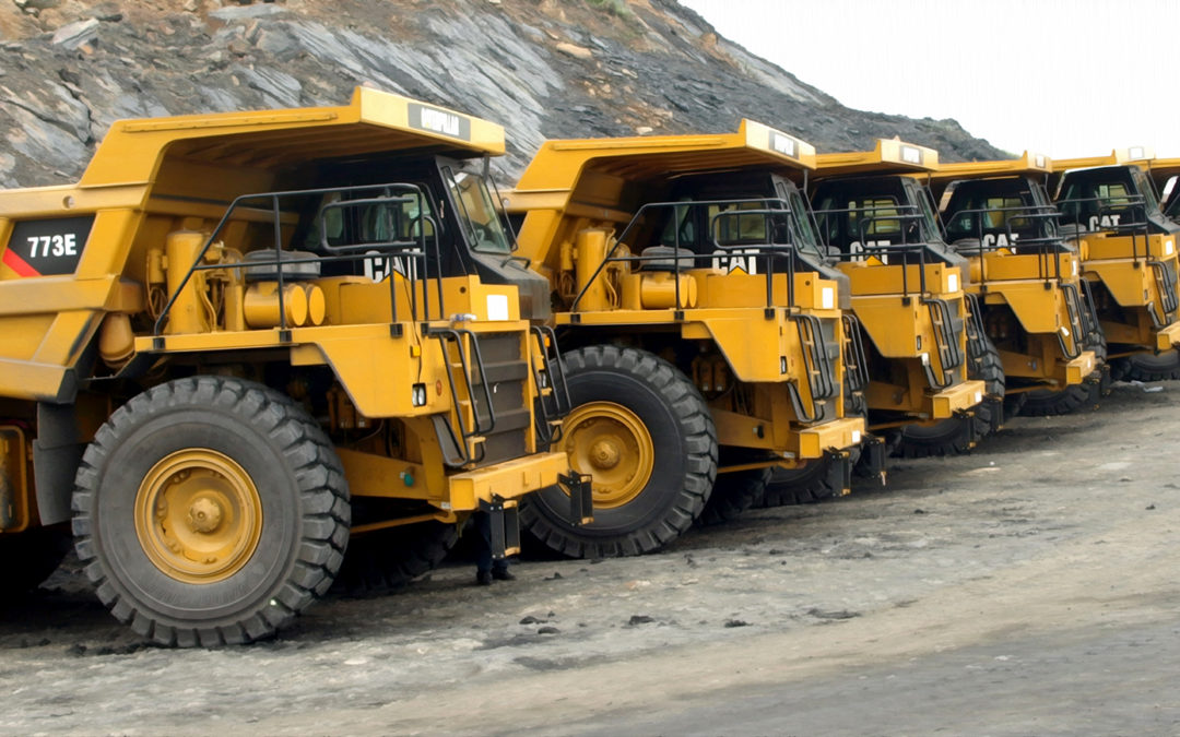 Caterpillar Is Best Performing Dow Stock of 2016 — Up 36%, but machinery sales down