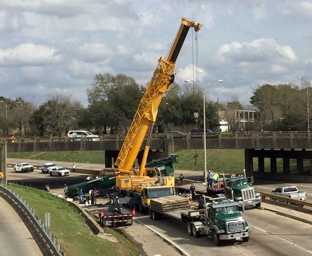 A Turner Industries All Terrain Crane Was Involved In A Fatal Crash