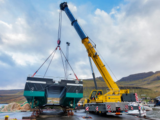 One of the Faroe Islands' fastest growing companies is set to bolster its growth with the addition of a new Grove GMK5250L. ArtiCon was established in 2001, and in just 16 years, has already grown to employ some 200 people. The contractor works on a variety of construction assignments and demands flexible equipment that is efficient in all types of applications.