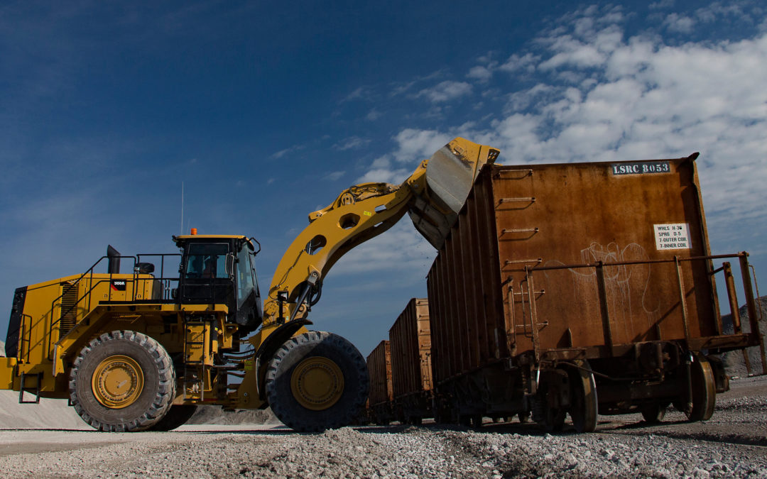 CAT introduces a more efficient wheel loader, the new 986K providing lower cost-per-ton operation