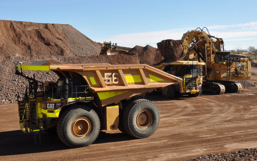 CAT to develop autonommous mining truck technology for additional models and brands