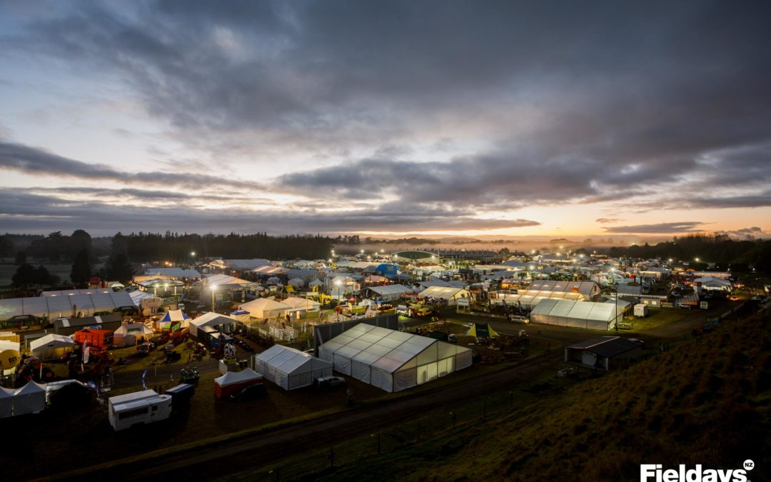 KATO Group New Zealand dealers HPL and Youngman Richardson participated in the Fieldays at Hamilton New Zealand.