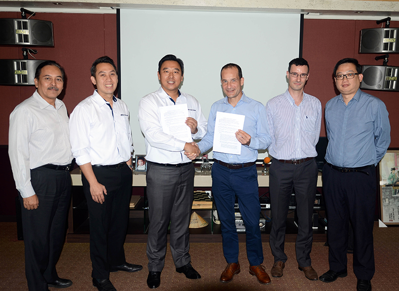 The Manitowoc Group appoints a new Potain tower crane dealer for Indonesia