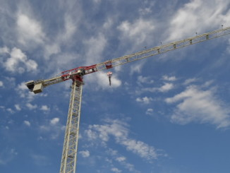 TEREX CTT 472-20 FLAT TOP TOWER CRANE