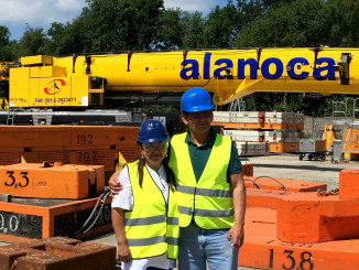 Alanoca has taken delivery of its first Grove GMK6300L all-terrain crane. The El Alto-based rental company added the GMK6300L to its fleet to keep up with the increased demand for lifting solutions in Bolivia, where a large number of construction projects are underway. The new Grove will arrive in October at Alanoca's facilities and will see immediate use by contractors on numerous large-scale projects.