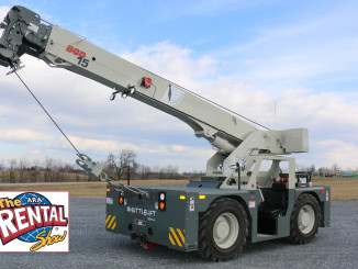 Manitowoc Cranes will showcase the Shuttlelift SCD15 at the 2018 edition of ARA's The Rental Show, which will take place in New Orleans from February 18 – 21. The crane manufacturer will occupy booth #3021 at the Ernest N. Morial Convention Center.