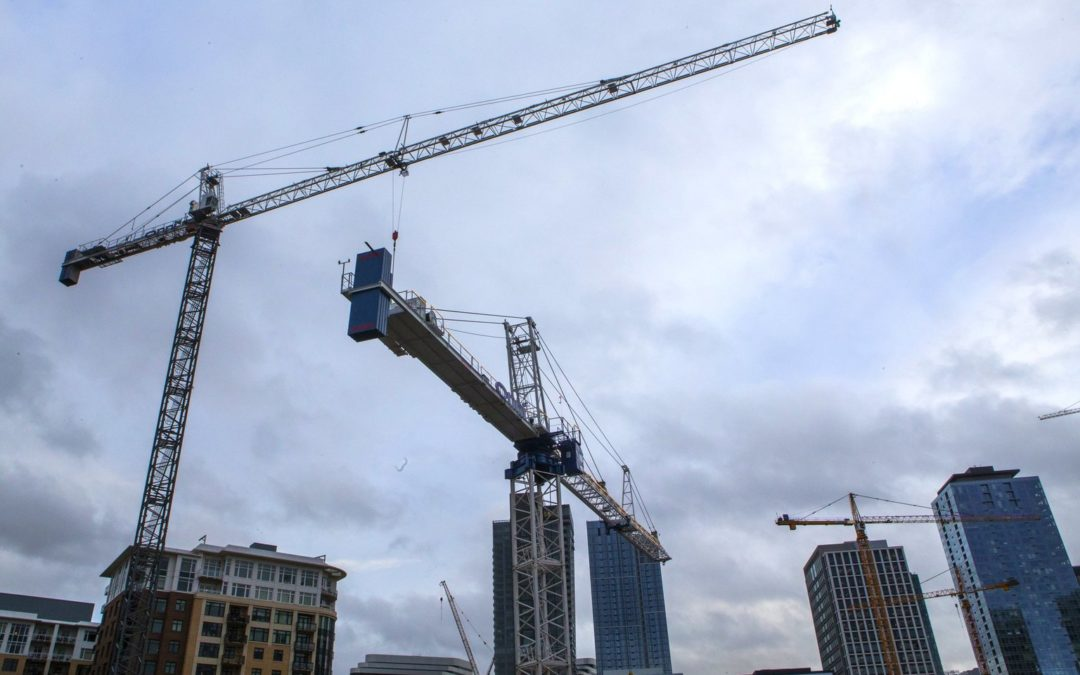 Western Washington crane operators strike after union members reject labor deal