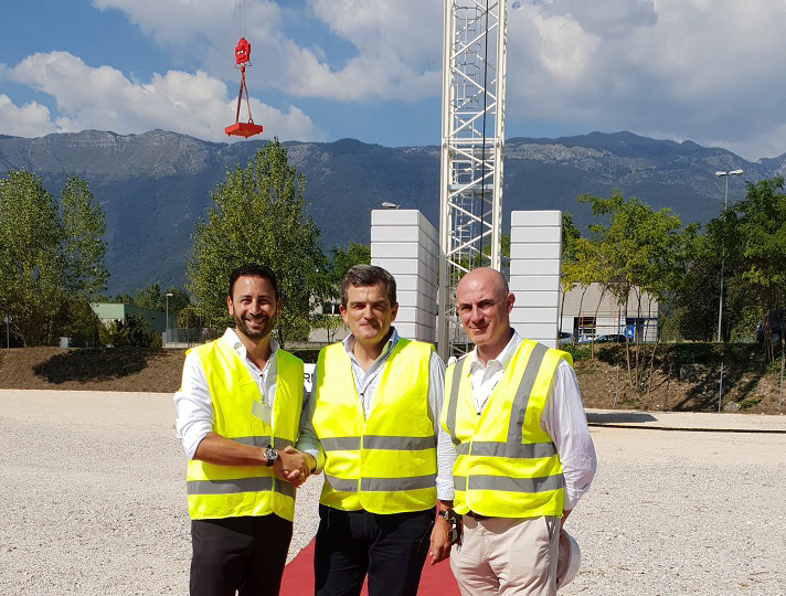 Arcomet named as Tower Crane distributor for Terex in Germany