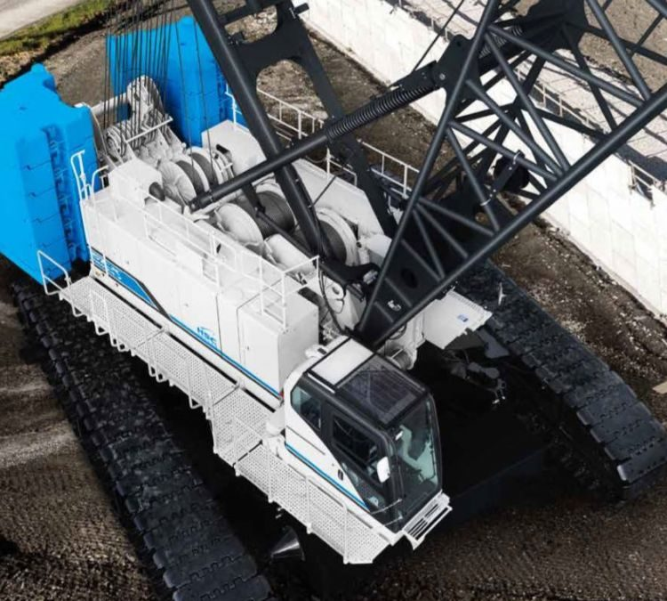 Sumitomo introduces the new SCX-3 series, 275-ton crawler with a Stage IV & US Tier 4 Cummins engine