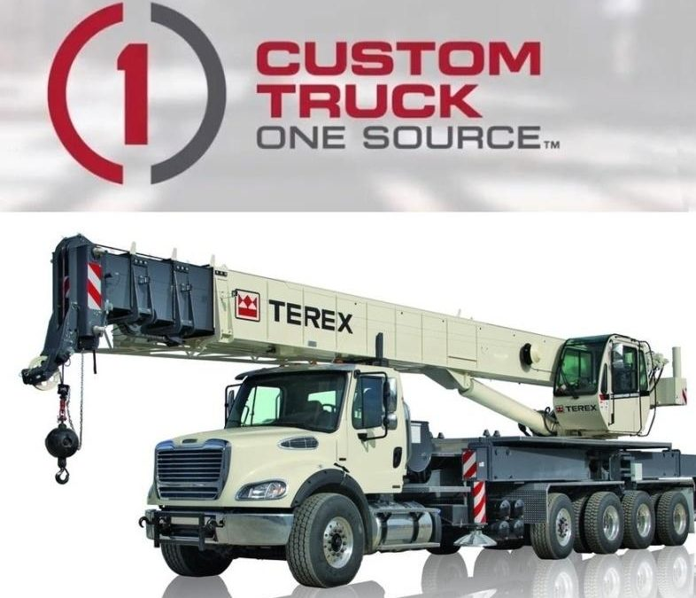 Terex selling Boom Truck, Truck Crane, and Crossover Product Lines to Load King, a Custom Truck One Source Company
