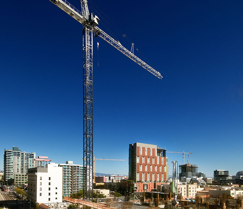 On the Job: The Tower Crane Operator