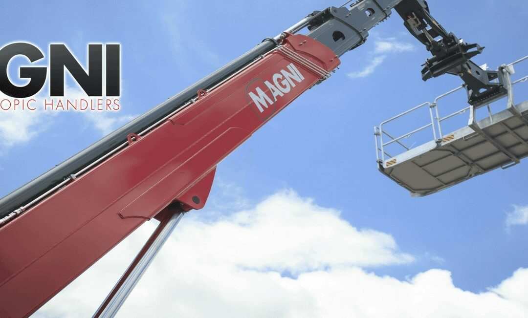 Magni reaches new heights with Liebherr Components