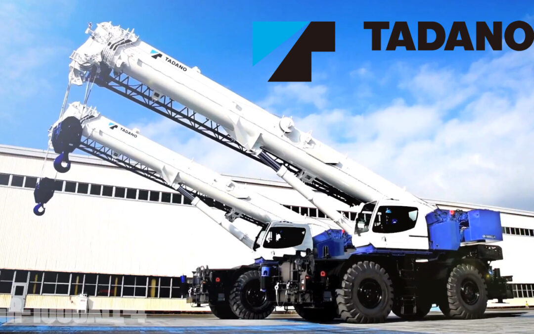 Tadano launches GR-1000XLL-4, GR-1000XL-4, and GR-800XL-4 in North American market