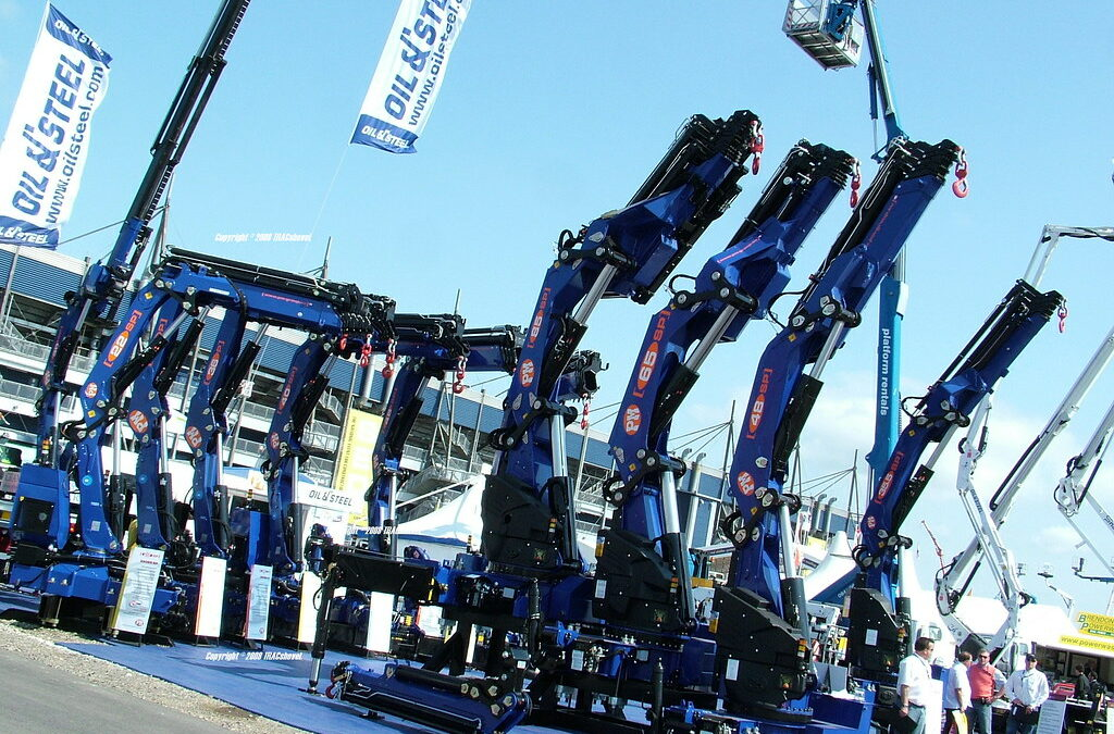 Manitex International, Inc. Announces $1.8 Million Articulating Knuckle Boom Cranes for the PM (MAC) line