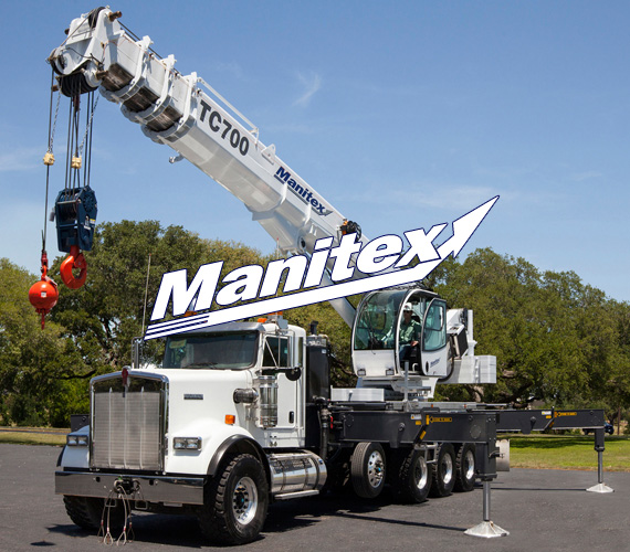 Atlantic and Southern Equipment, Keystone Crane Services join Manitex Distributor Network