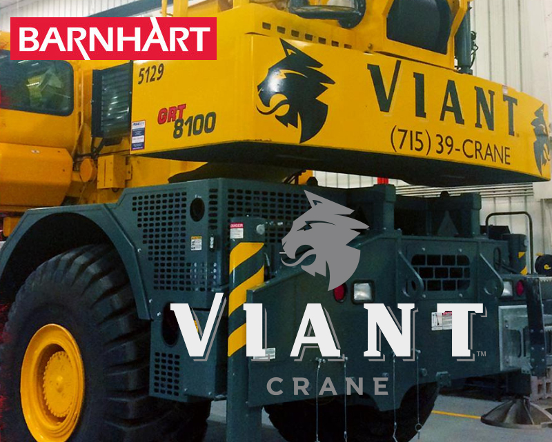 Barnhart Crane and Rigging Co. enters an agreement to purchase Viant Crane, LLC
