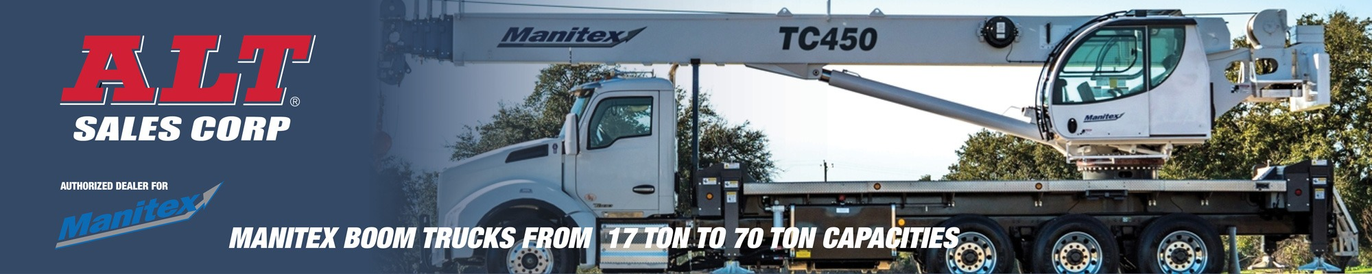 manitex tc450 owned by